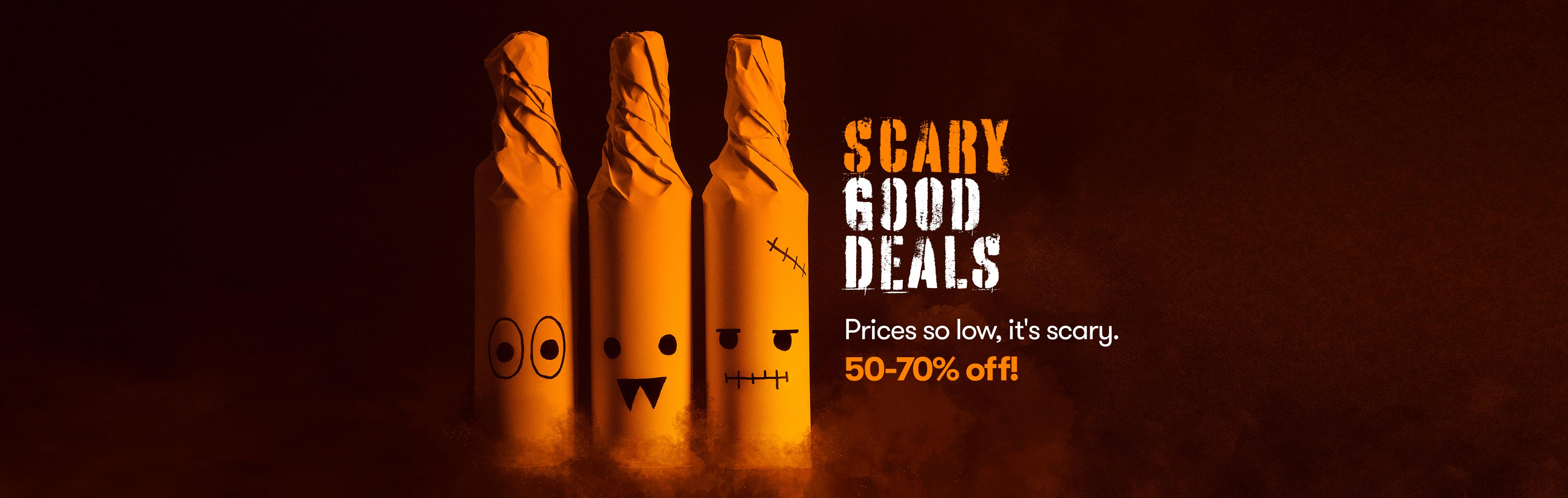 VINOMOFO Scary Good Deals