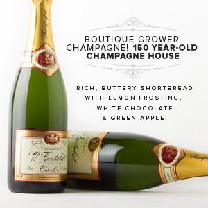 champagne v testulat